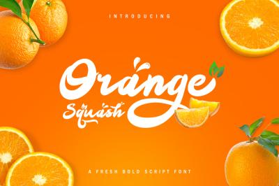 Orange Squash Script