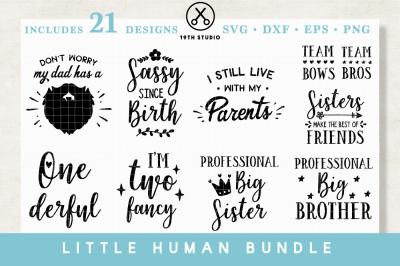 Kids SVG Bundle | M17