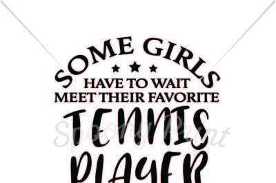 Favorite tennis player