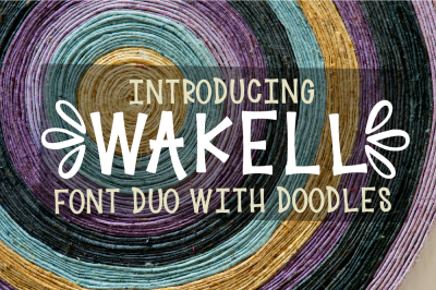Wakell - With Doodles