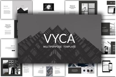 Vyca Multipurpose Keynote Template