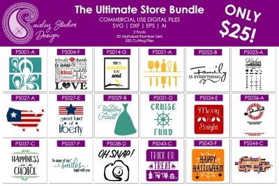 Paisley Studios Ultimate Store Bundle