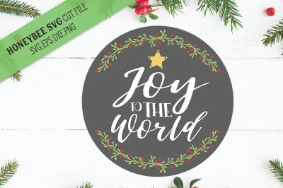 Joy To The World Cut file