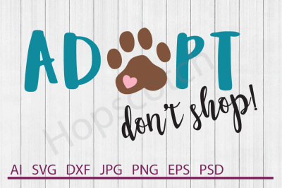 Adopt SVG, Adopt DXF, Cuttable File
