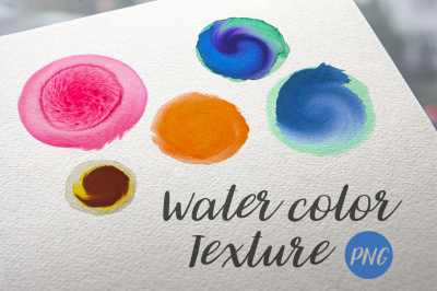 10 Water color texture