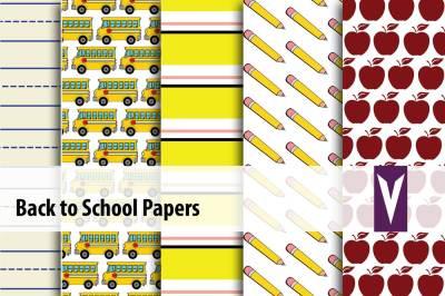 School Digital Papers