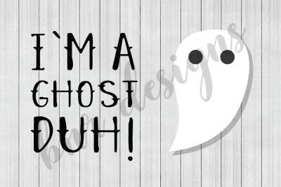 Halloween SVG, Ghost SVG, Boo SVG, SVG Files, DXF File