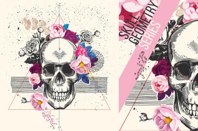 Skull Geometry Series #3