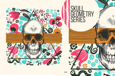 Skull Geometry Series