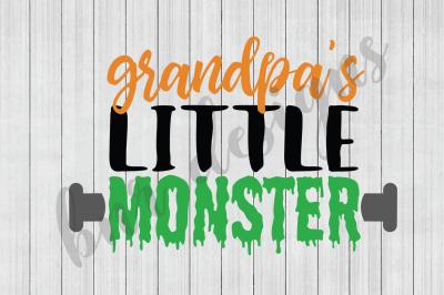 Halloween SVG, Monster SVG, SVG Files, DXF Files