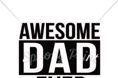 Awesome dad ever