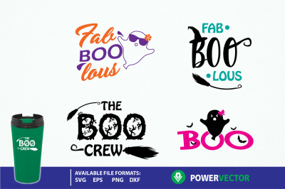 Boo svg | Witch svg Witch hat svg Halloween bundle svg Ghost svg