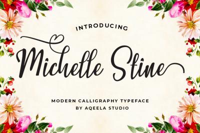 Michelle Stine Script