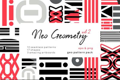 NEO GEO vol2. Geometric pattern set
