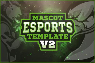 Mascot E SPORTS Template V2
