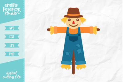Scarecrow SVG DXF