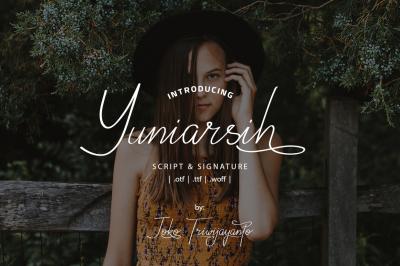 Yuniarsih Script