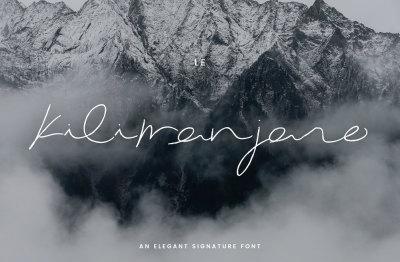 Le Kilimanjaro + BONUS watercolor textures