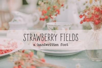 Strawberry Fields Script