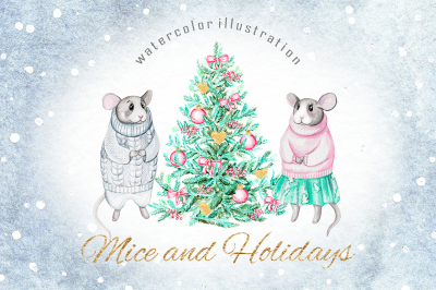 Mice & Holidays