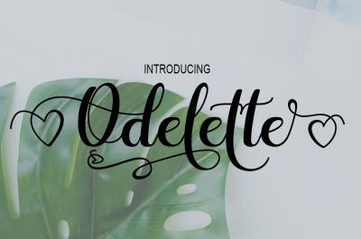 Odelette
