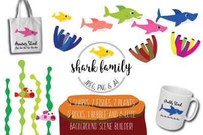 Shark Family