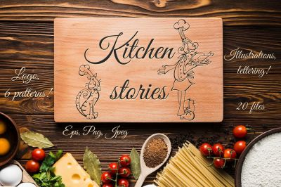 Kitchen stories.