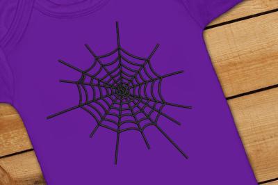 Spiderweb | Embroidery