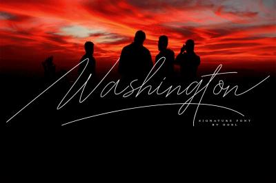 Washington Signature