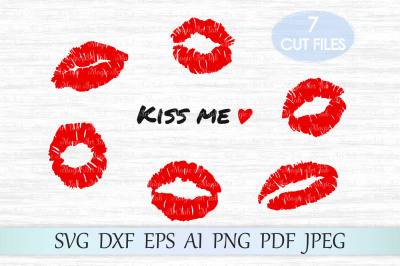 Kiss Svg, Kisses svg, Kiss lips svg, Kiss clipart, Kissing lips svg