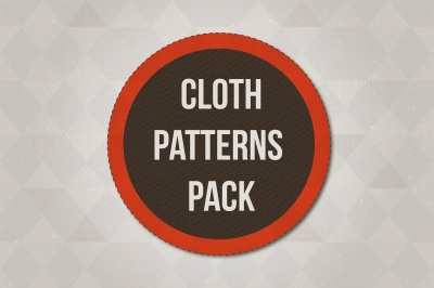 Vector Cloth Pattern Pack