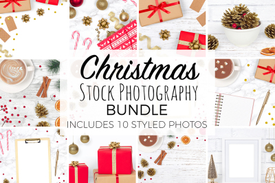 Christmas Stock Photography Bundle