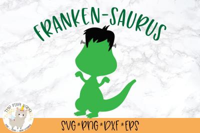 Franken-Saurus SVG Cut File