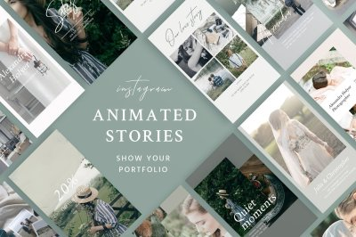 Portfolio Animated Stories
