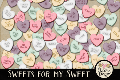 Sweet Heart Candy Love Hearts