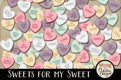 Sweet Heart Candy Love Hearts