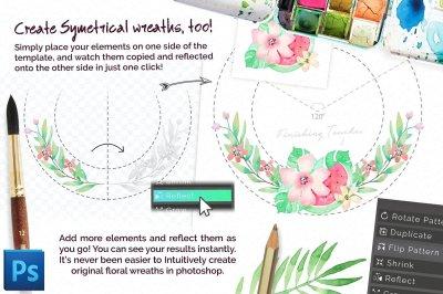 Universal Wreath Creator Pro