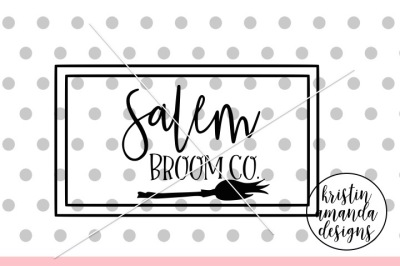 Salem Broom Company Halloween