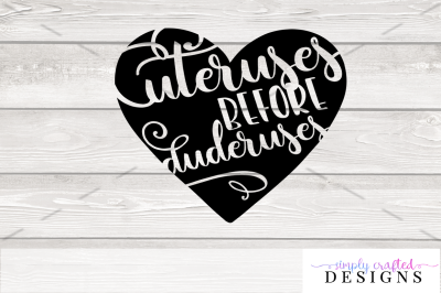 Two Designs - Galentine's Day SVG