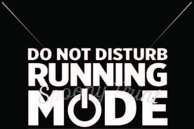 Running mode