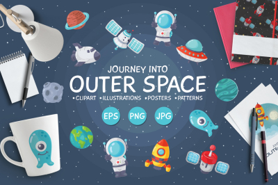 Journey Into Outer Space