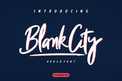 Blank City Script