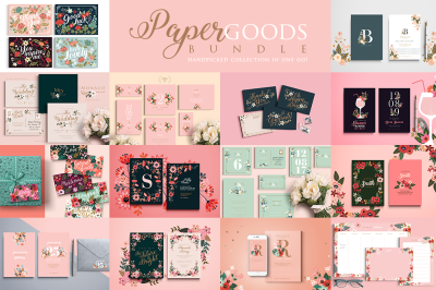 Paper Goods Bundle