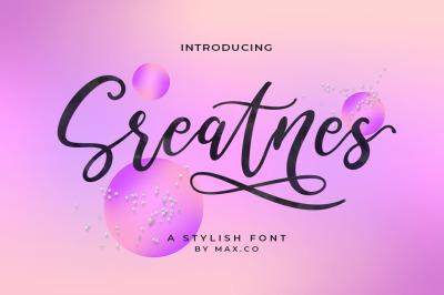 Sreatnes Script