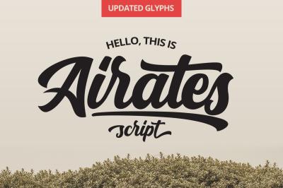 Airates Script Fonts