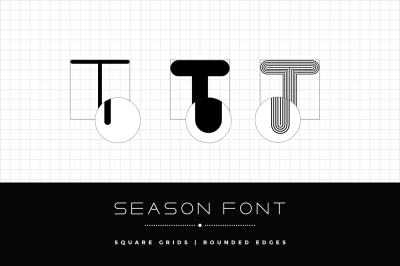 Season Sans - 4 weights