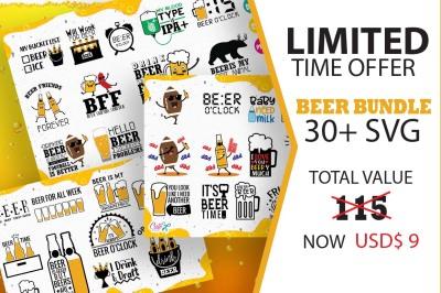 Beer bundle svg, Beer Sayings, Beer Humor svg
