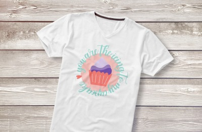 You Are The Icing To My Cupcake SVG Cutting File