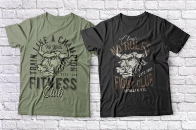 Bullls t-shirts set
