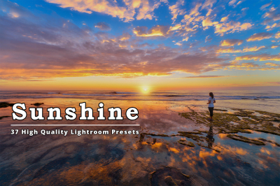 Sunshine Lightroom Presets